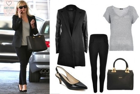 Get The Look: Reese Witherspoon | StyleCard Fashion Portal | StyleCard Fashion | Scoop.it