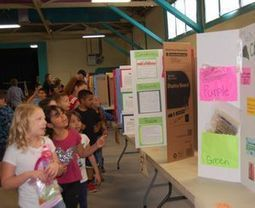 Science-minded youths showcased at fair - Appeal-Democrat | CLOVER ENTERPRISES ''THE ENTERTAINMENT OF CHOICE'' | Scoop.it