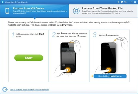 iPhone Photo Recovery : Restore and Recover photos easily | iPhone Photo Recovery Software | Scoop.it