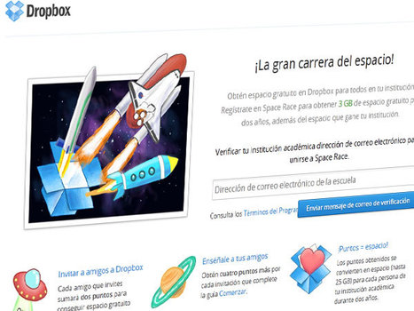 Dropbox regalará hasta 25 GB a universitarios | Amigo de Cervantes Japón y España | Scoop.it