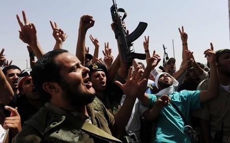 Death toll rises as fighting continues in Tripoli - Telegraph.co.uk   Saif al Islam   Scoop.it