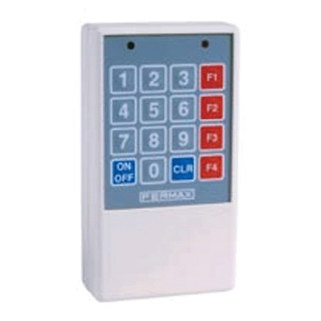 Fermax 2306 Door Entry Keypad | Access Control Systems | Scoop.it
