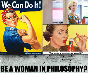 What is it like to be a woman in philosophy? | Butterflies in my head | Scoop.it