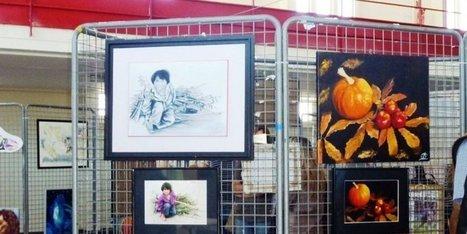 Le salon d'arts plastiques des associations | Coeur du Bassin d'Arcachon | Scoop.it