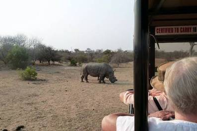 Nyati Safari tilbyder ture til Victoria Falls   Rejser Afrika   Scoop.it