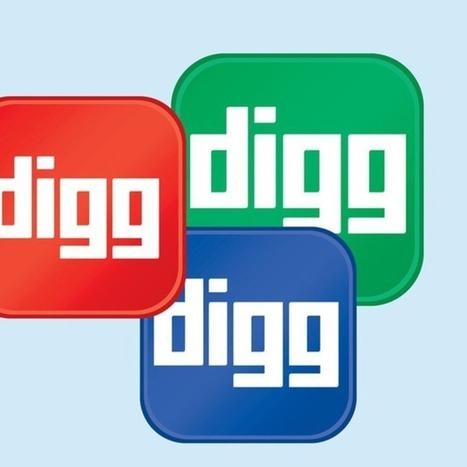Digg Reader is Coming and Other News You Need to Know | Social Media Journal | Scoop.it