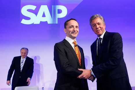 SAP Invades Silicon Valley via Acquisitions | Karma at Business | Scoop.it