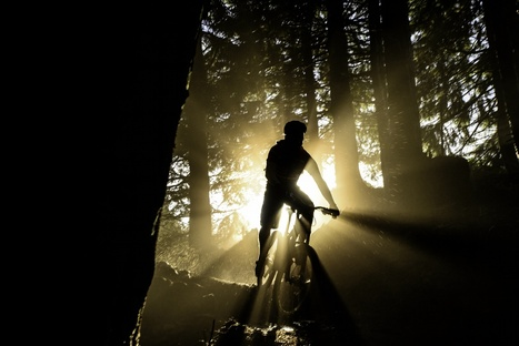 Mountain Bike sunbeam | 2.8|Sport Photography | Scoop.it