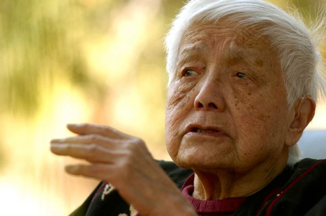 Film Review: 'American Revolutionary: The Evolution of Grace Lee Boggs'   Chinese American Now   Scoop.it