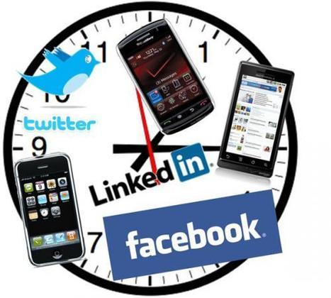 5 essentials for an efficient social media workflow | e-reputation_netiquette | Scoop.it