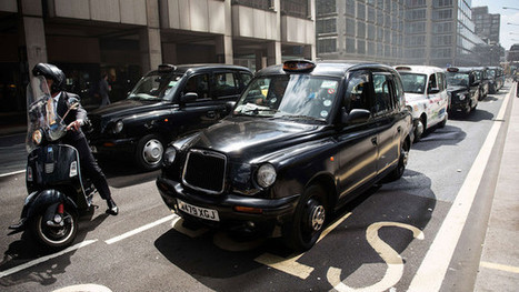 Cameron weighs in on London cabbies clash - FT.com | Digital Banking | Scoop.it