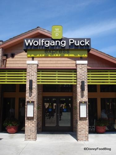 Review: Wolfgang Puck Express | disney | Scoop.it
