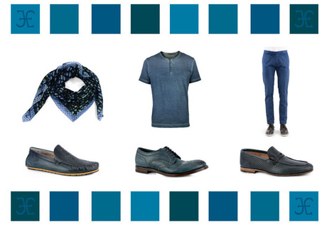 S/S 2014 color trends: teal by Fabi | Le Marche & Fashion | Scoop.it