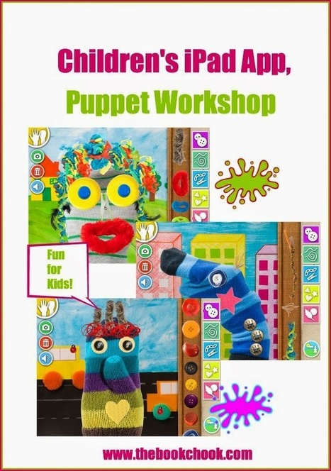 Children's iPad App, Puppet Workshop | Favourite iPad Apps | Scoop.it