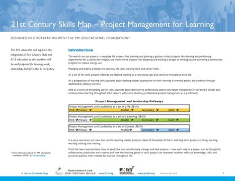 The Partnership for 21st Century Skills | 21st Century Learning Skills | Scoop.it