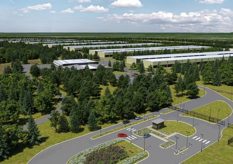 Apple spending $2 billion on two European data centers running on 100 percent renewable energy | Climate & Clean Air Watch | Scoop.it