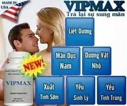 Vipmax Pills USA sử dụng như thế nào?   Sức khỏe giới tính   Scoop.it