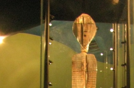 Mysterious Wooden Idol Found in Russia is 11,000 years old - disinformation | Aux origines | Scoop.it