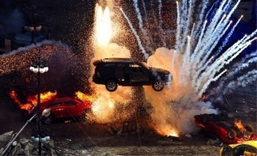How to Blow Up Pinterest Like a Dang Car in an Action Movie | Business 2 Community | Pinterest | Scoop.it