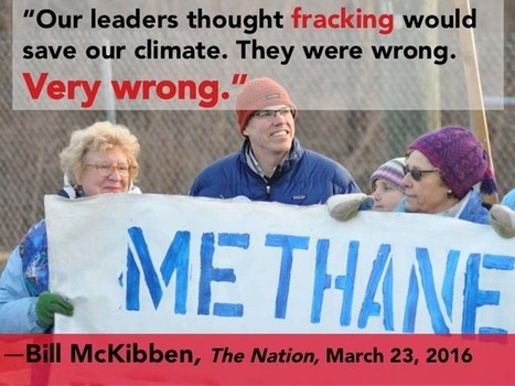 Bill McKibben: Fracking Has Turned Out to Be a Costly Detour | Peer2Politics | Scoop.it