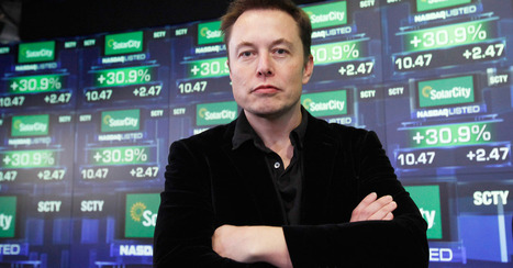 Elon Musk Takes on Climate Change With Big Bets on Solar, Battery Tech | Environment & Sustainability | Scoop.it