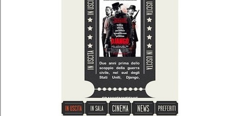 Scopri la nuova App di ScreenWEEK, il mondo del cinema | Spazio mobile | Scoop.it