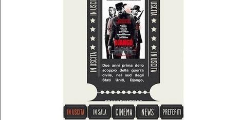 Scopri la nuova App di ScreenWEEK, il mondo del cinema | Spazio mobile | Scoop.it