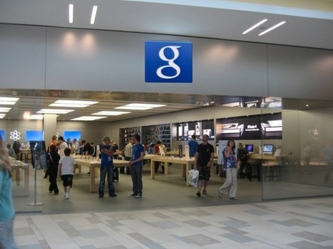Google Store : des magasins physiques cette année ? | Ze Kool News | Scoop.it