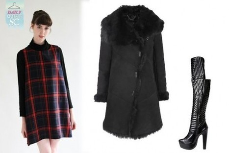 Daily Outfit: Check Point | StyleCard Fashion Portal | StyleCard Fashion | Scoop.it