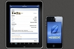 Heredis pour iPhone et iPad | Racines de l'Art | Scoop.it