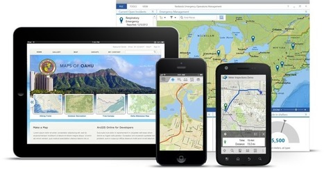 Platform | ArcGIS for Professionals | ArcGIS Geography | Scoop.it