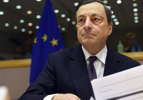 European Central Bank to Expand QE, Cuts Interest Rates Further | Public-Private Duality, Economic Crisis, and New Financial Trends | Scoop.it