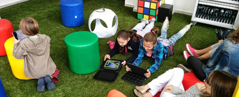 Google Launches Learning Space in Brazil (EdSur...   Library learning spaces   Scoop.it