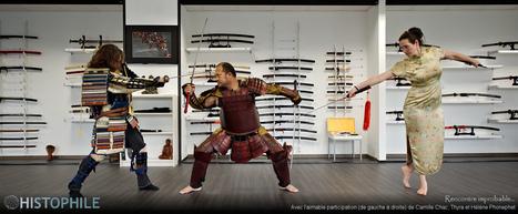 Vente de katana, sabre japonais, épée, templier, bijou, déco | Le creuset d'Histophile ? | Scoop.it