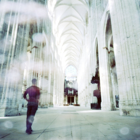 Holy [box] | #photo Pinhole 6x6 [1min] | nikø @ Flickr | Rouen | Scoop.it