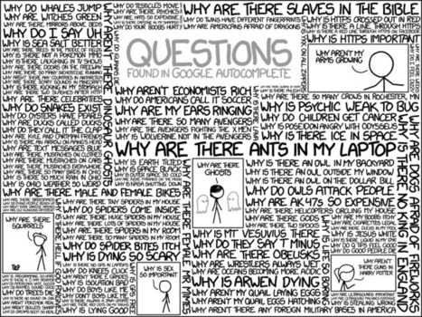 Questions found in Google autocomplete #xkcd | 1000+ words | Scoop.it