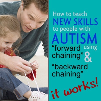 Learn these easy teaching techniques now to help a person with Autism... | Autism How-To's | Scoop.it