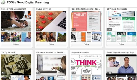 FOSI's Good Digital Parenting .. on Pinterest | Be  e-Safe | Scoop.it