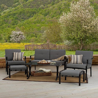 Outdoor Furniture Reviews: Strathwood Basics 6-Piece Furniture Set Review | Outdoor Furniture Reviews | Scoop.it