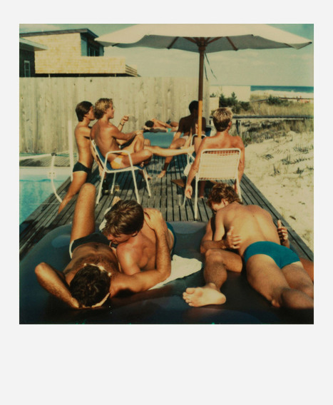 Tom Bianchi : Fire Island Pines Polaroids 1975-1983 | What's new in Visual Communication? | Scoop.it