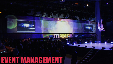 The Role of Mice Tourism Companies in the Event Management | Corporate Event Management Company - indiamice.com | Scoop.it