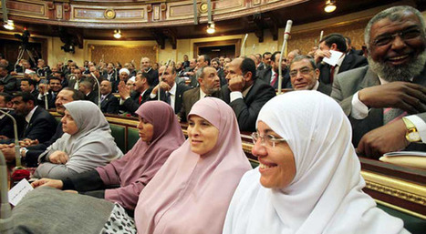 Experts weigh in on low female representation in parliament   Égypt-actus   Scoop.it