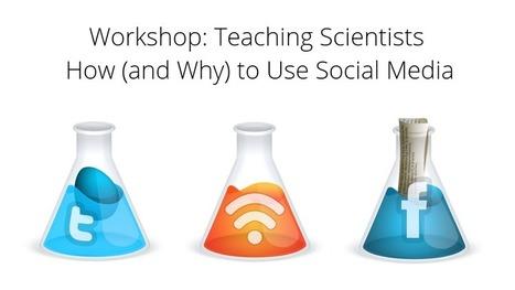 ¿Cómo y qué medios sociales usan los investigadores ? | Educación a Distancia y TIC | Scoop.it