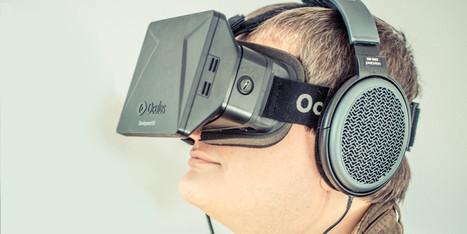 ¿Qué es eso del Oculus Rift que ha comprado Facebook? (VÍDEOS) | Uf con las redes sociales | Scoop.it