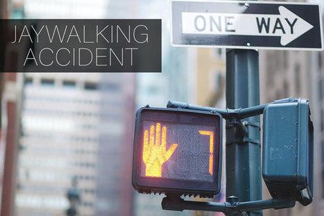 Man Jaywalking Killed in Collision in Vista   California Personal Injury   Scoop.it