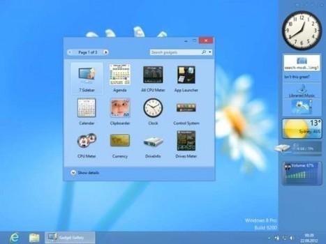 Top 5 des meilleurs logiciels gratuits pour personnaliser Windows 8 | Reseaux Sociaux | Scoop.it