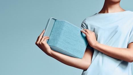 Vifa Oslo : enceinte sans-fil de luxe, nomade, fashion et bien couverte pour un printemps frais   ON-ZeGreen   Scoop.it