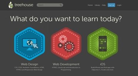 Top Ten Websites to learn Website Development | Web Top Ten | Scoop.it