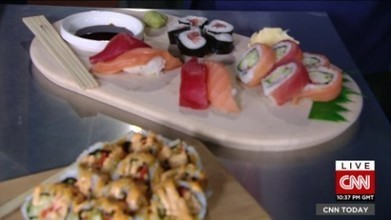 Japan's certification for sushi chefs  - CNN Video | Urban eating | Scoop.it