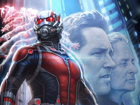 Ant-Man 2015 Movie Poster Wallpaper Widescreen HD Free Download | Cool HD & 3D Wallpapers - Free Download | Scoop.it